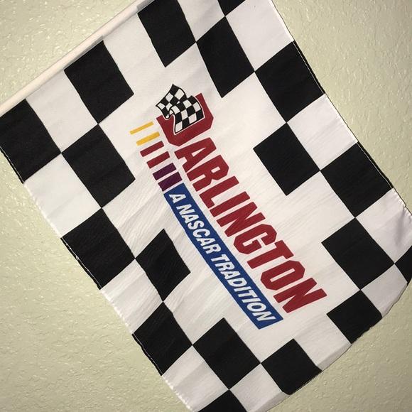 Darlington Nascar Flag